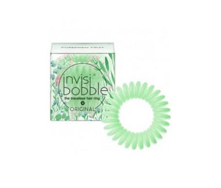 Gomma verde dei capelli Invisibobble™ 3 pz