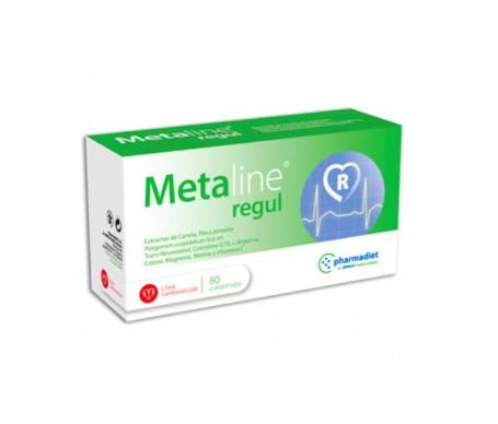 Pharmadiet Metaline Regul 80 Comprimidos