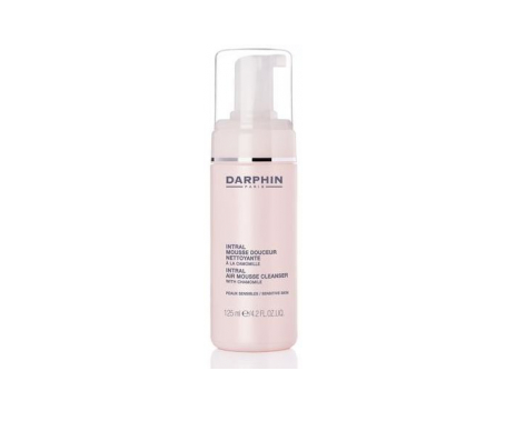 Darphin Intral Mousse Gentle Camomile Cleanser 125ml