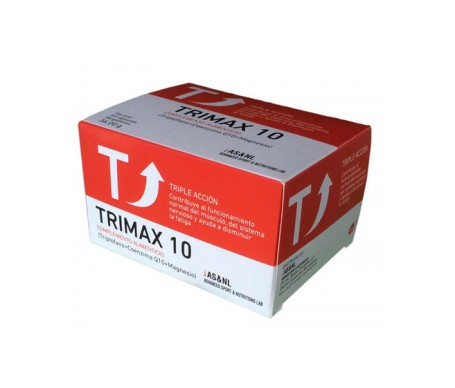 As&nl Trimax 10 ™ Triple Action 60 Capsules