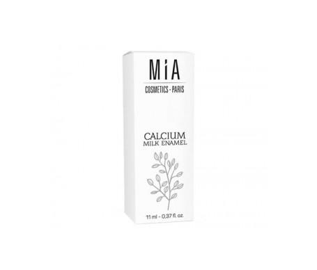 Laurens tratamiento crecimiento de uñas calcium milk enamel 11ml