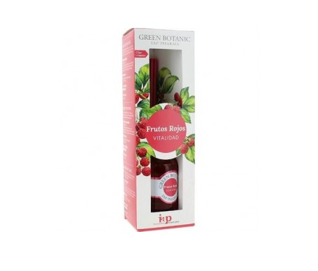 Iap Pharma Mikados Green Botanic Pharma Frutos Rojos 50Ml