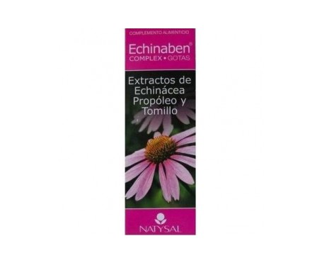 Natysal Echinacea Complex Gotas 50Ml