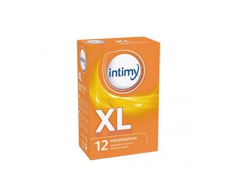 Urgo Intimy Xl Preservativos 12 Preservativos