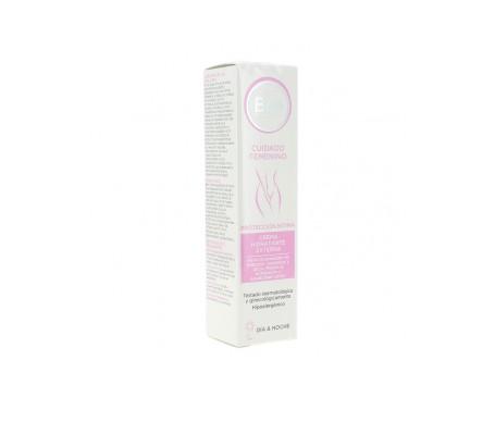 Be+ Cuidado Femenino  Crema Hidratante Externa 30ml