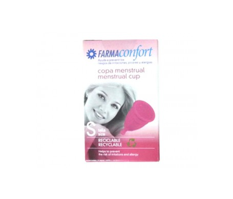 Pharmaconfort Menstrual Cup Size S
