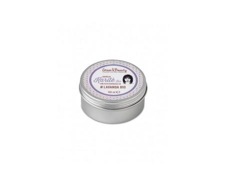 Green&beauty Bio Sheabutter & Lavendel Ätherisches Öl 100g