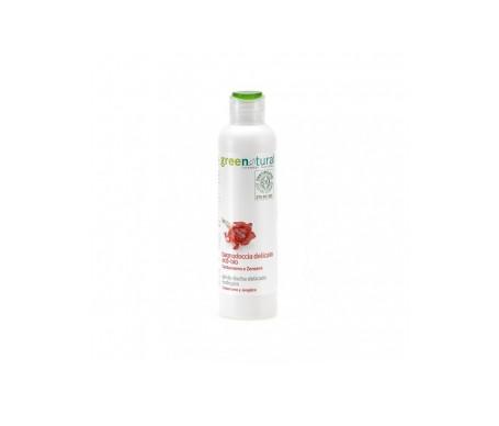 Greenatural Gel de ducha con cardamomo y jengibre 250ml