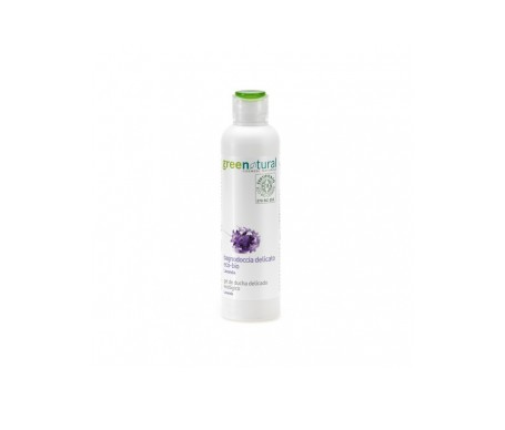 Greenatural Gel de ducha de lavanda 250ml