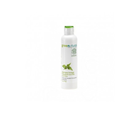 Greennatural 2 en 1 Gel de ducha y champú delicado ecológico 250ml
