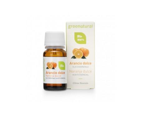Greenatural  Aceites esenciales orgánicos de naranja dulce 10ml