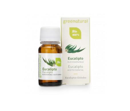 Greenatural  Aceites esenciales orgánicos de eucalipto 10ml