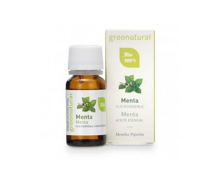 Greenatural  Aceites esenciales orgánicos de menta 10ml