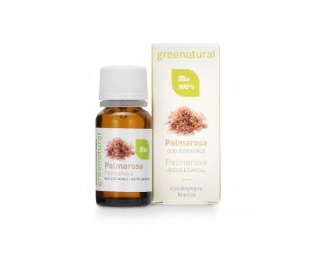 Greenatural  Aceites esenciales orgánicos de palmarosa 10ml