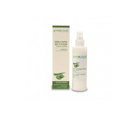 Greenatural  Leche Corporal 150ml