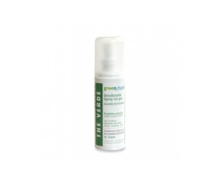 Greenatural  Desodorante Spray Té Verde 100ml