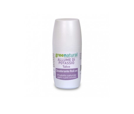 Greenatural  Desodorante Stick Talco  75 Ml
