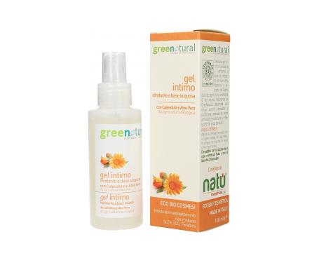 Greenatural Gel Lubrificante   100 Ml