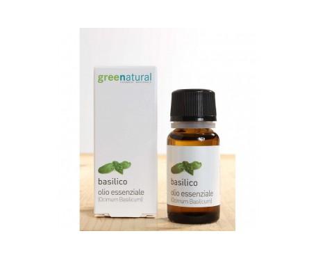 Greenatural  Aceite esencial de albahaca 10ml