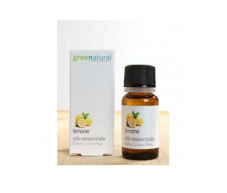 Greenatural  Aceite esencial de limón 10ml