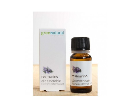 Greenatural  Aceite esencial de romero 10ml