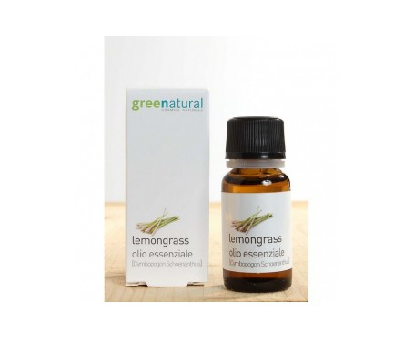 Greenatural  Aceite esencial de lemongrass 10ml