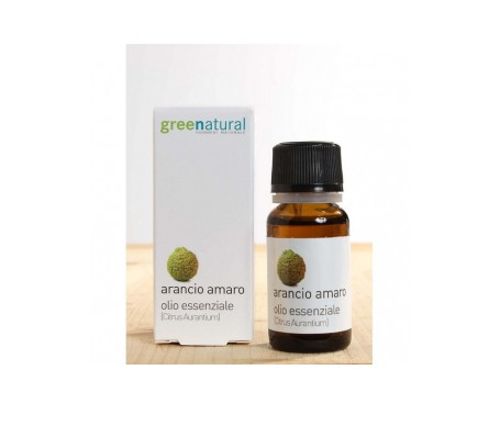 Greenatural  Aceite esencial de naranja amarga 10ml