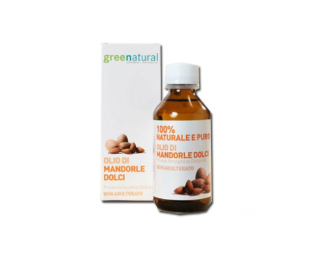 Greenatural  Aceite esencial de almendras dulces 100ml