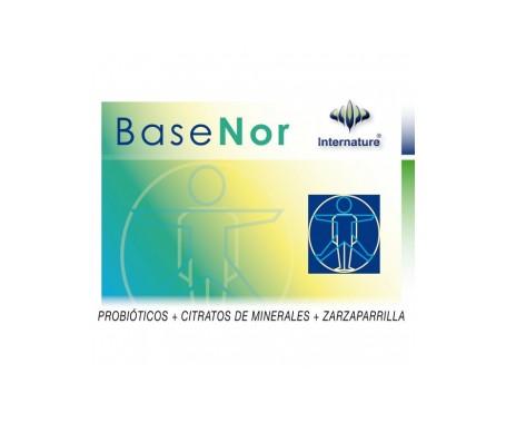 Internature Basenor (bionor) 60cap