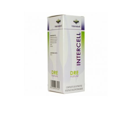 Internature Drenature Intercell  Gotas 30 Ml