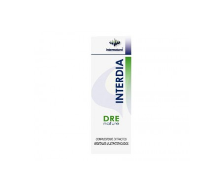 Internature Drenature Interdia  Gotas 30 Ml