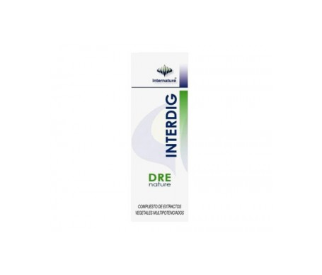 Internature Drenature Interdig  Gotas 30 Ml