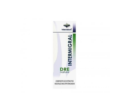 Internature Drenature Intermigral  Gotas 30 Ml