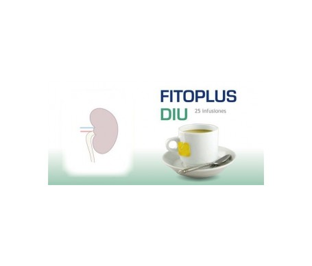 Internature Fitoplus Diu 25 Filtros