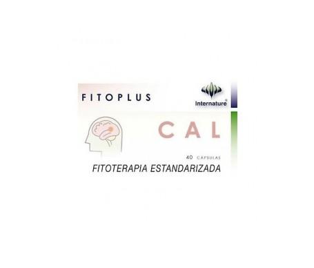 Internature Fitoplus-cal 30 Cap
