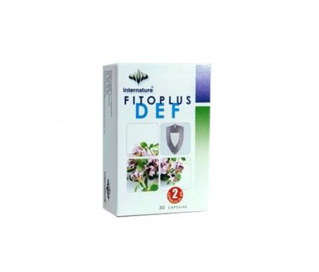Internature Fitoplus-def 30 Cap