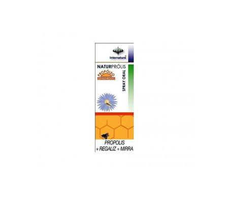 Internature Naturprolis Spray Oral 30 Ml