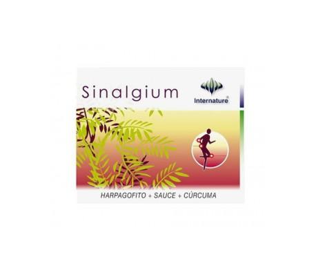 Internature Sinalgium 60 Cap