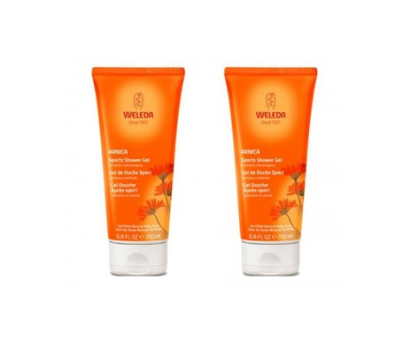 Weleda Pack Arnica gel de ducha 2x200ml