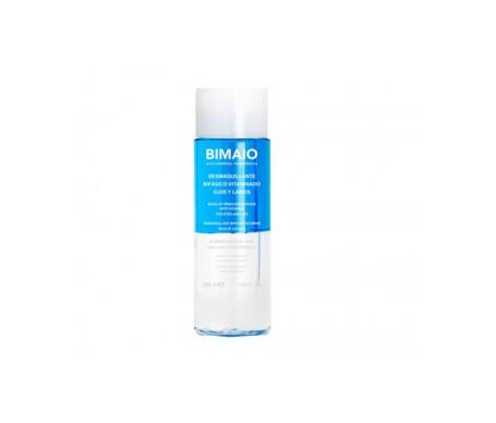 Bimaio Makeup Remover Two-phase Eyes & Lips 200ml