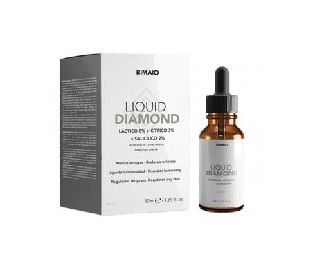 Bimaio Flüssigdiamant (Milchsäure + Zitronensäure + Salicylsäure) 50ml