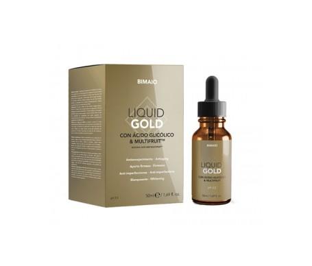 Bimaio Acido Glicolico Oro Liquido 50ml