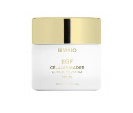 Bimaio Cream Egf (épigénétique) + Stem Cells Spf 15 50ml