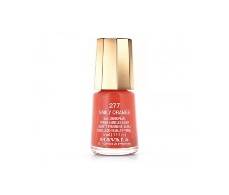 Mavala Mini Pintauñas Nº 277 Smily Orange 5ml