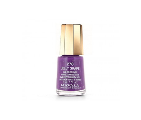 Mavala Mini Pintauñas Nº 278 Jelly Grape 5ml