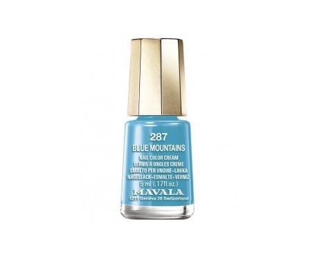 Mavala Mini Pintauñas Nº 287 Blue Montain 5ml