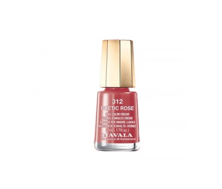 Mavala Mini Pintauñas Nº 312 Poetic Rose 5ml