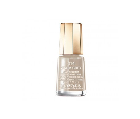Mavala Mini Pintauñas Nº 314 Warm Grey 5ml