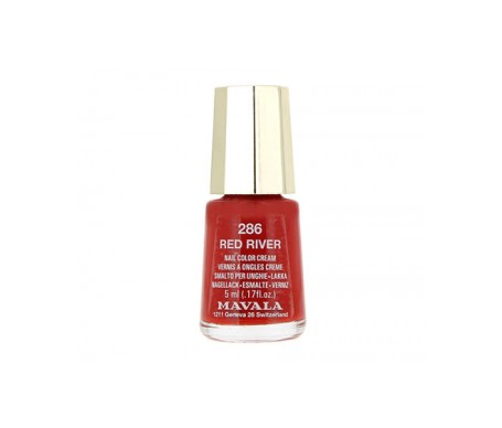 Mavala Mini Pintauñas Nº 286 Red River 5ml