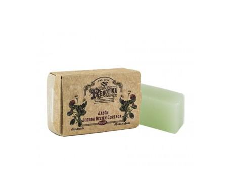 Mi Rebotica jabón de tocador hierba recién cortada 100g